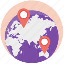 global location, global positioning, global positioning system, gps, navigation icon