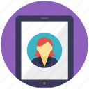android app, android avatar, mobile picture, self picture, selfie icon