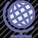 earth, form, global, globe, world, world globe icon