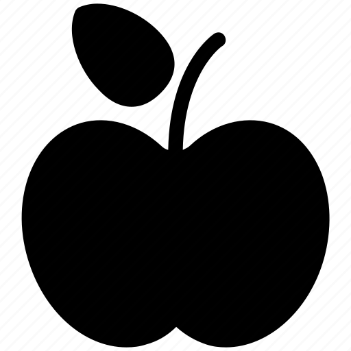 apple, food, fruit, healthy diet, nutrition, organic icon