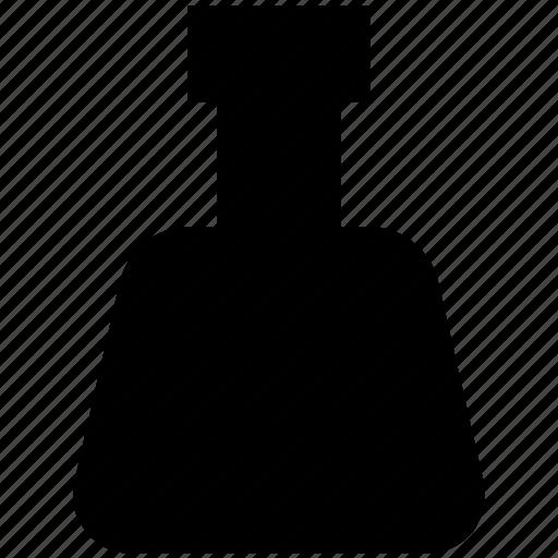 bottle, ink bottle, ink jar, ink pot, stationery icon
