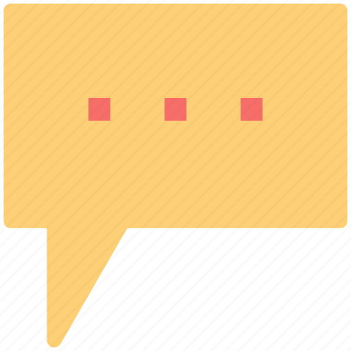 chat balloon, chatting, messaging, speech balloon, speech bubble icon