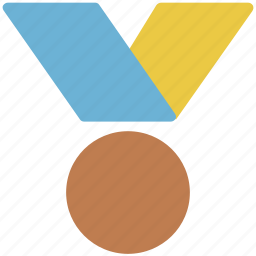 award, award medal, champion, medal, prize, reward, winner icon