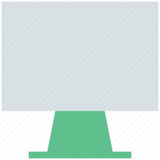 display, lcd, led, monitor, monitor screen, tv icon