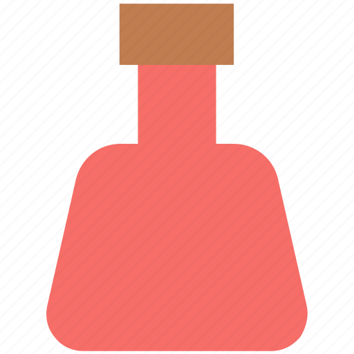 bottle, ink bottle, ink jar, ink pot, stationery icon