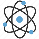 atom, chemistry, education, experiment, laboratory icon