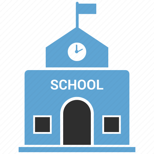 Architecture, building, school, school building icon - Download on Iconfinder
