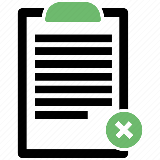 crose, message, note, notepad, page icon