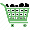 cart, ecommerce, shop, shopping icon
