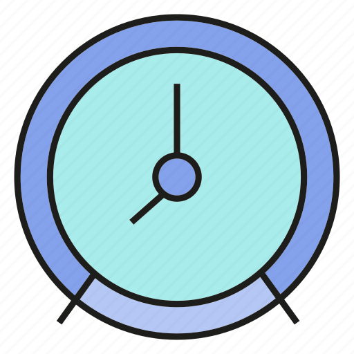 Alarm clock, clock, time icon - Download on Iconfinder