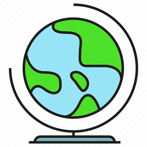 Geography, globe, world icon - Download on Iconfinder