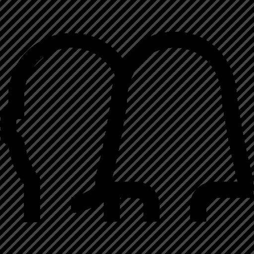 avatar, female, gender, love, male, school, student icon