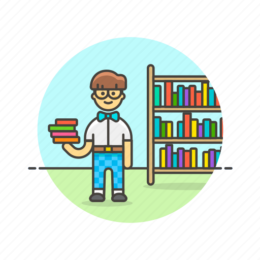 book, education, highschool, knowledge, learn, science, student, study icon