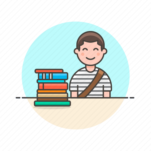 book, education, knowledge, learn, science, student, study, university icon