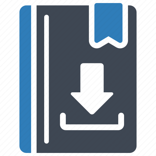 Download, book, education icon - Download on Iconfinder