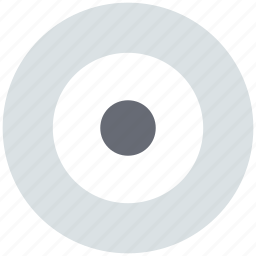 cd, compact disc, dvd, music disc, storage device, vinyl icon