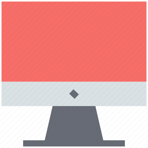display, lcd, led, monitor, monitor screen, tv icon