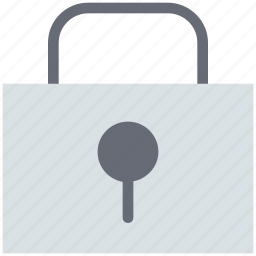 lock, padlock, protection, safety, secure icon
