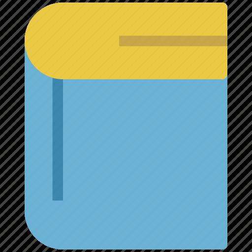 book, guidebook, handbook, manual, novel, reading, storybook icon