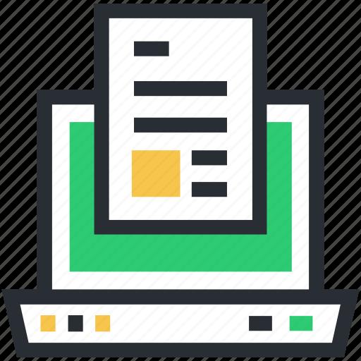 e docs, laptop, online book, online docs, sky docs icon