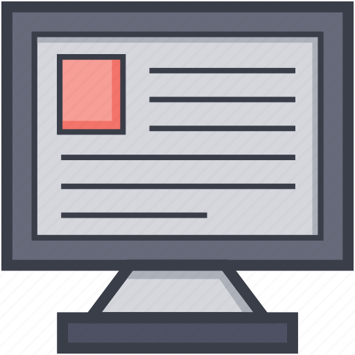 display, imac, lcd, led, tv icon