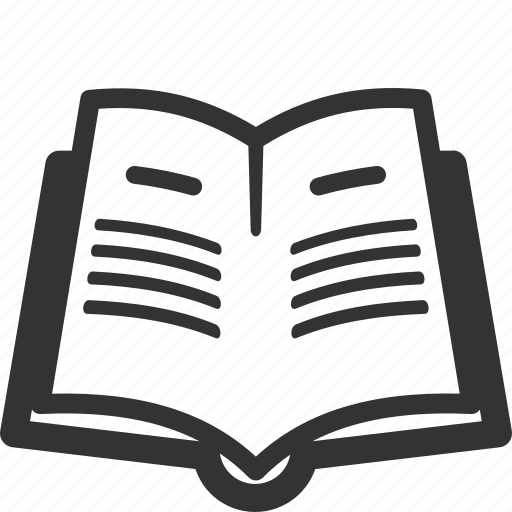 education, learn, library, literature, reading, school book, study icon