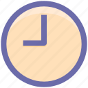 alarm, clock, school clock, time, time optimization, watch icon