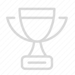 cup, education, reward, school icon