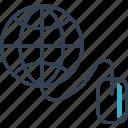 education, internet, web icon
