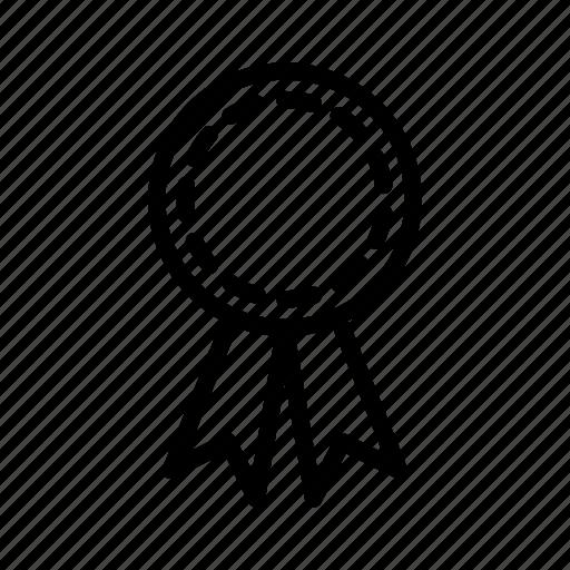 award, medal, reward icon