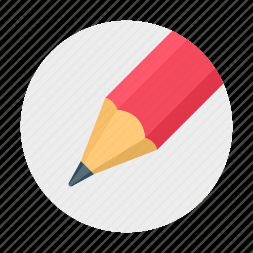 edit, note, pen, pencil, write icon