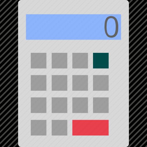 accounting, calc, calculation, calculator, digital calculator, mathematics, maths icon