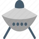 alien spaceship, discovery, flying saucer, science, spacecraft, spaceship, ufo icon
