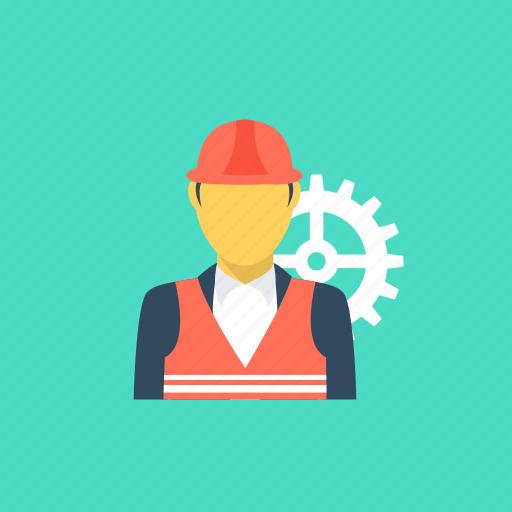 engineer mechanics., engineer profession, engineer tools, engineer work, engineering icon