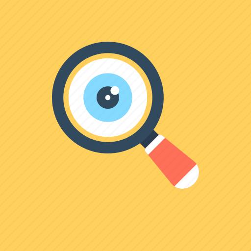 analyst, careful analysis, critical analysis., magnifying analysis and research, research and analysis icon