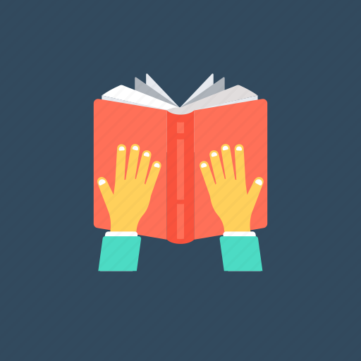 book citation, book learning, book ready, exam preparation, learning icon