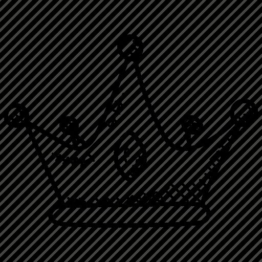 crown, headgear, nobility, royal crown, royalty icon