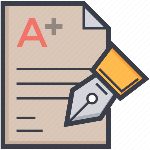 documentation, paperwork, signature, write, writing icon