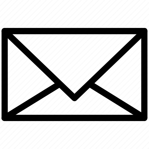 email, envelope, inbox, letter, letter envelope, mail icon