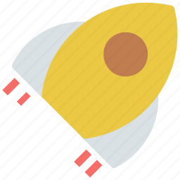 missile, rocket, rocket launch, rocket ship, space rocket icon