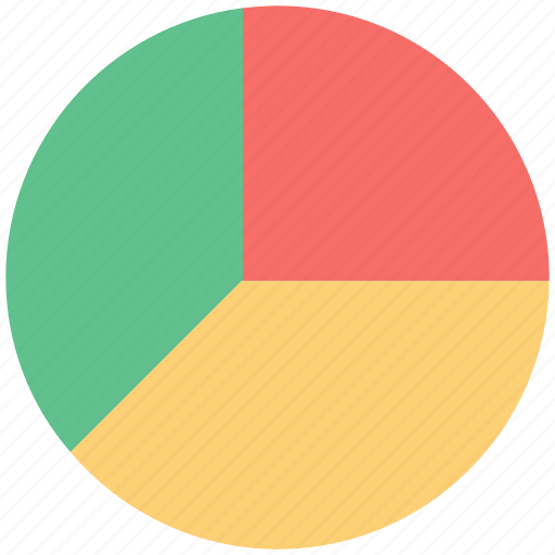analytics, diagram, graph, pie, pie chart, pie graph icon