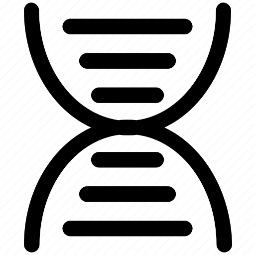 chain, dna, educational, medical, science, sign, symbol icon