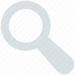 magnifier, magnify, magnifying glass, search, searching tool, zoom icon