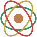 atom, atomic nucleus, education, electrons, physics, science