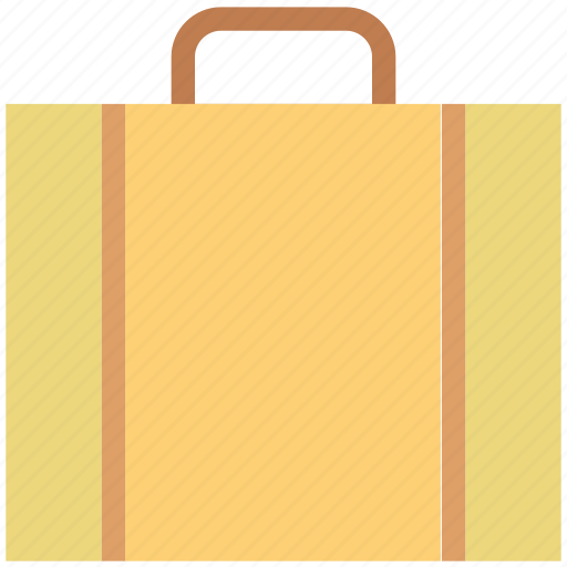 bag, books bag, briefcase, documents bag, laptop bag, portfolio icon