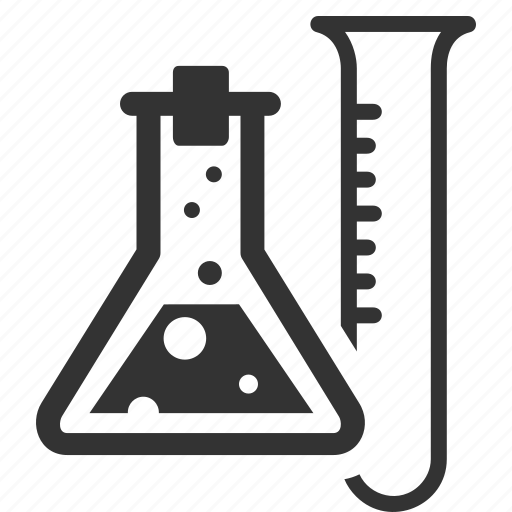 chemistry, education, experiment, research, school, science, study icon
