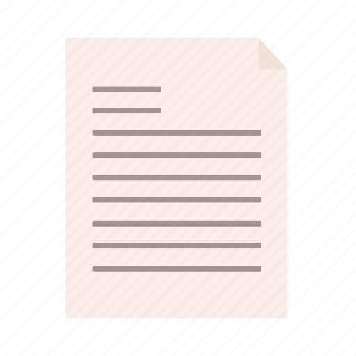 document, education, file, paper, school, test, writing icon