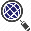 discover, global, global research, study icon