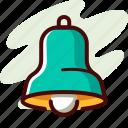 alert, bell, notification