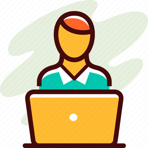 e learning, education, online icon